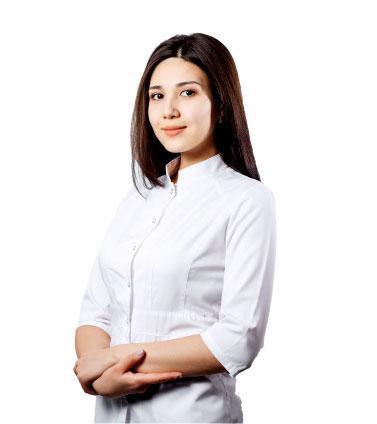 Абдулганиева Камилла Мухаметсадыковна