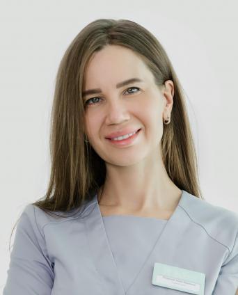 Пащенко Анна Юрьевна